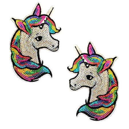 Neva Nude Reusable Pasty Unicorn Seq
