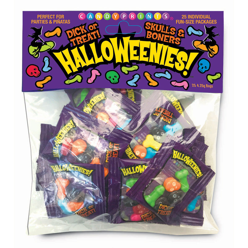 Halloweenies Bag of 25