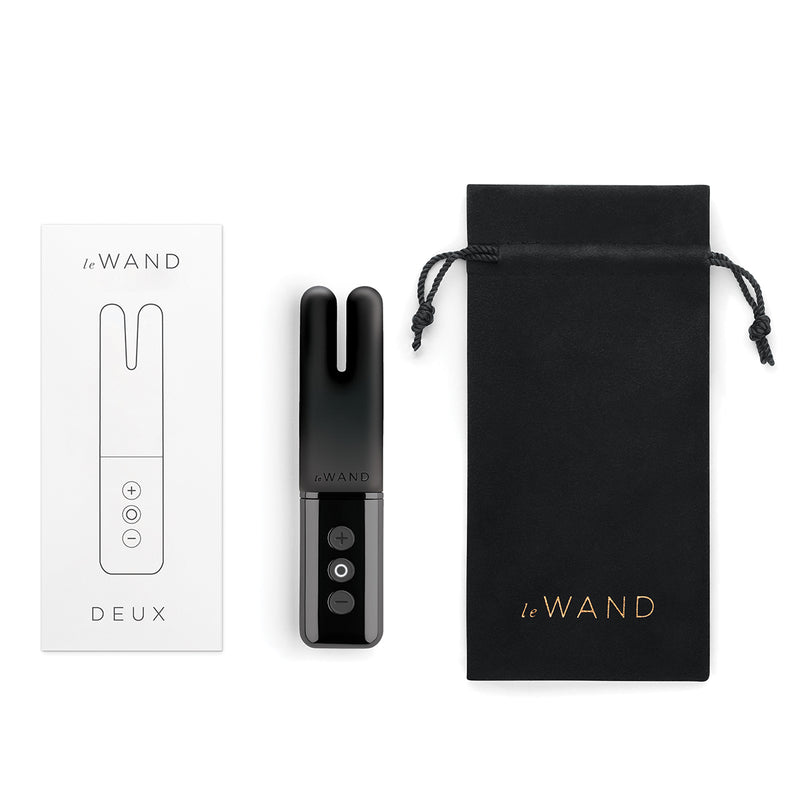 Le Wand Chrome Deux - Black