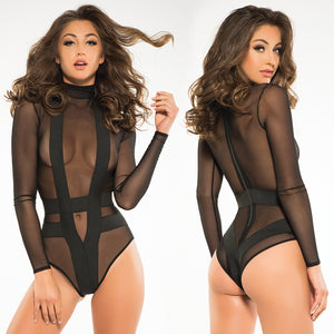 Adore Skye Sheer Bodysuit