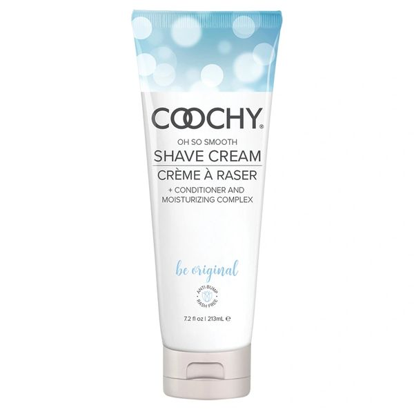 Coochy Rash-Free Shave Cream - Zinful Pleasures