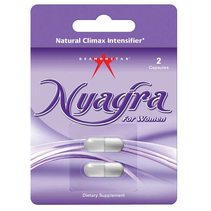 Nyagra For Women - Zinful Pleasures