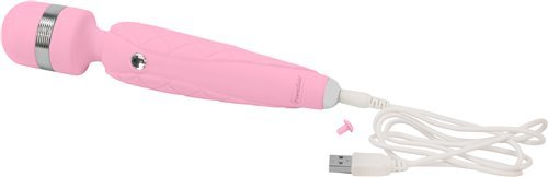 Pillow Talk Cheeky Rechargeable Wand Massager - Zinful Pleasures