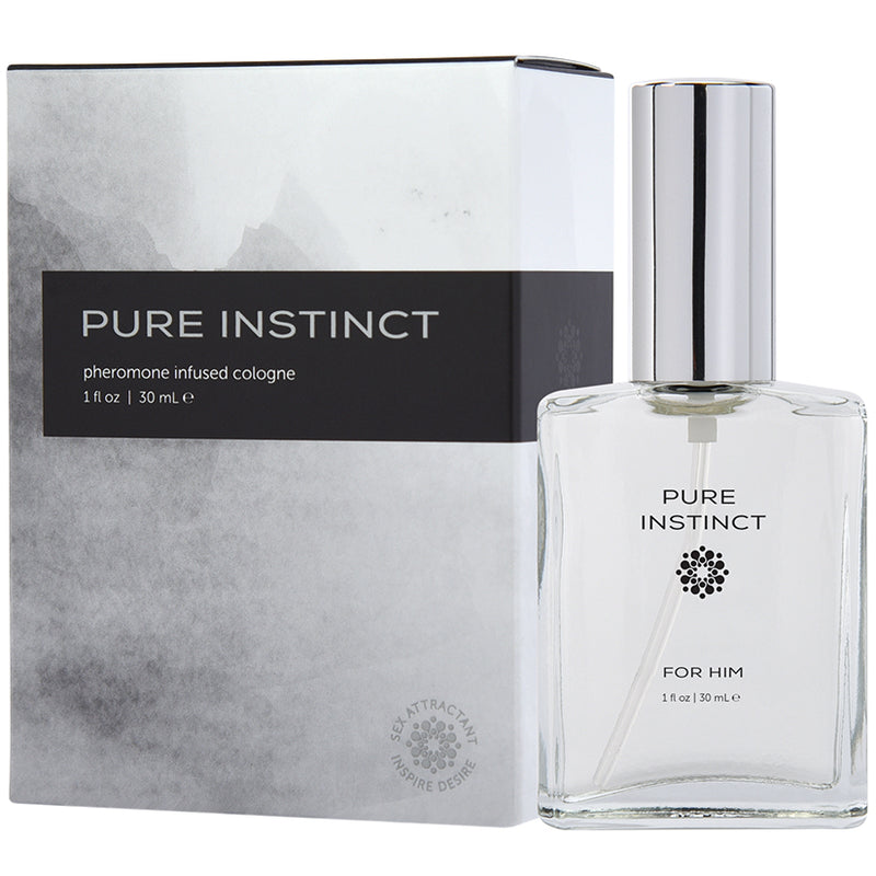 Pure Instinct Pheromone Cologne For Him 1oz