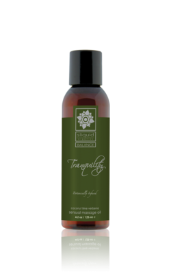 Sliquid Balance Massage Oil - Zinful Pleasures