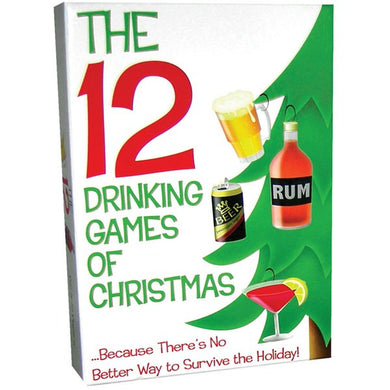 The 12 Drinking Games of Christmas - Zinful Pleasures