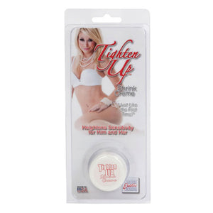 Tighten Up Shrink Cream - Zinful Pleasures