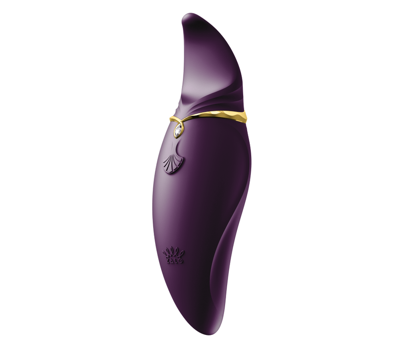 ZALO Legend Series Hero Clitoral Massager - Zinful Pleasures