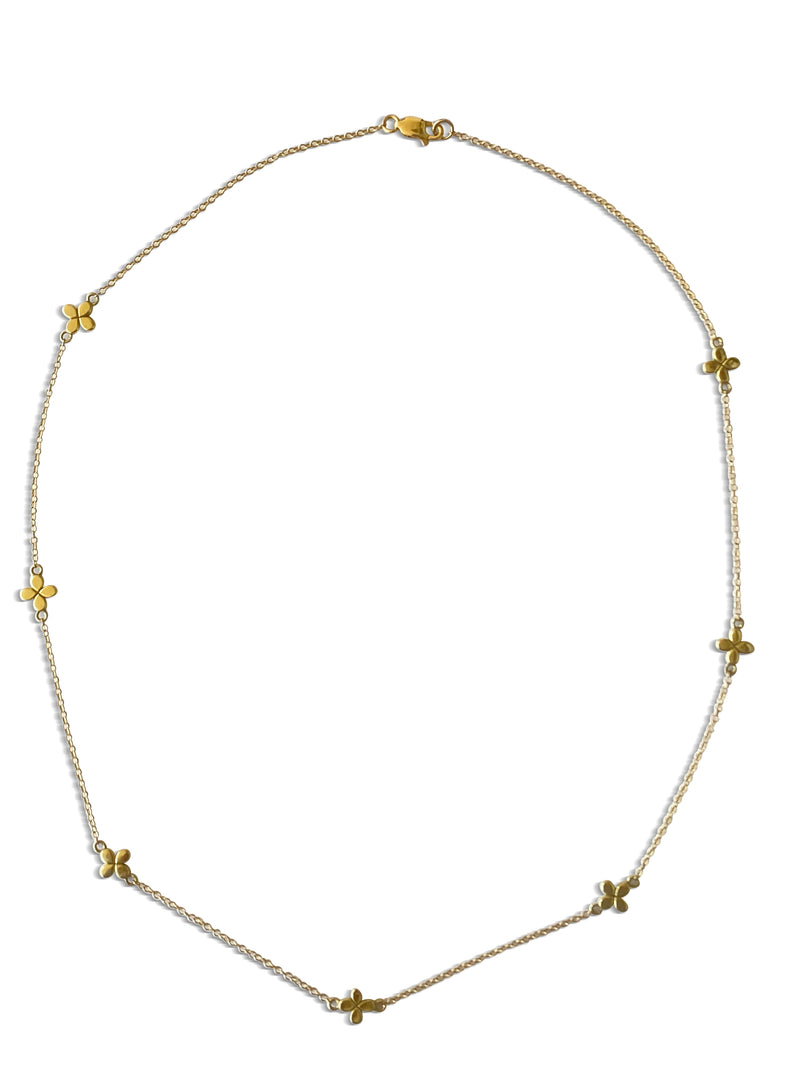 Oli and Tess 18k yellow gold chain - IN STOCK