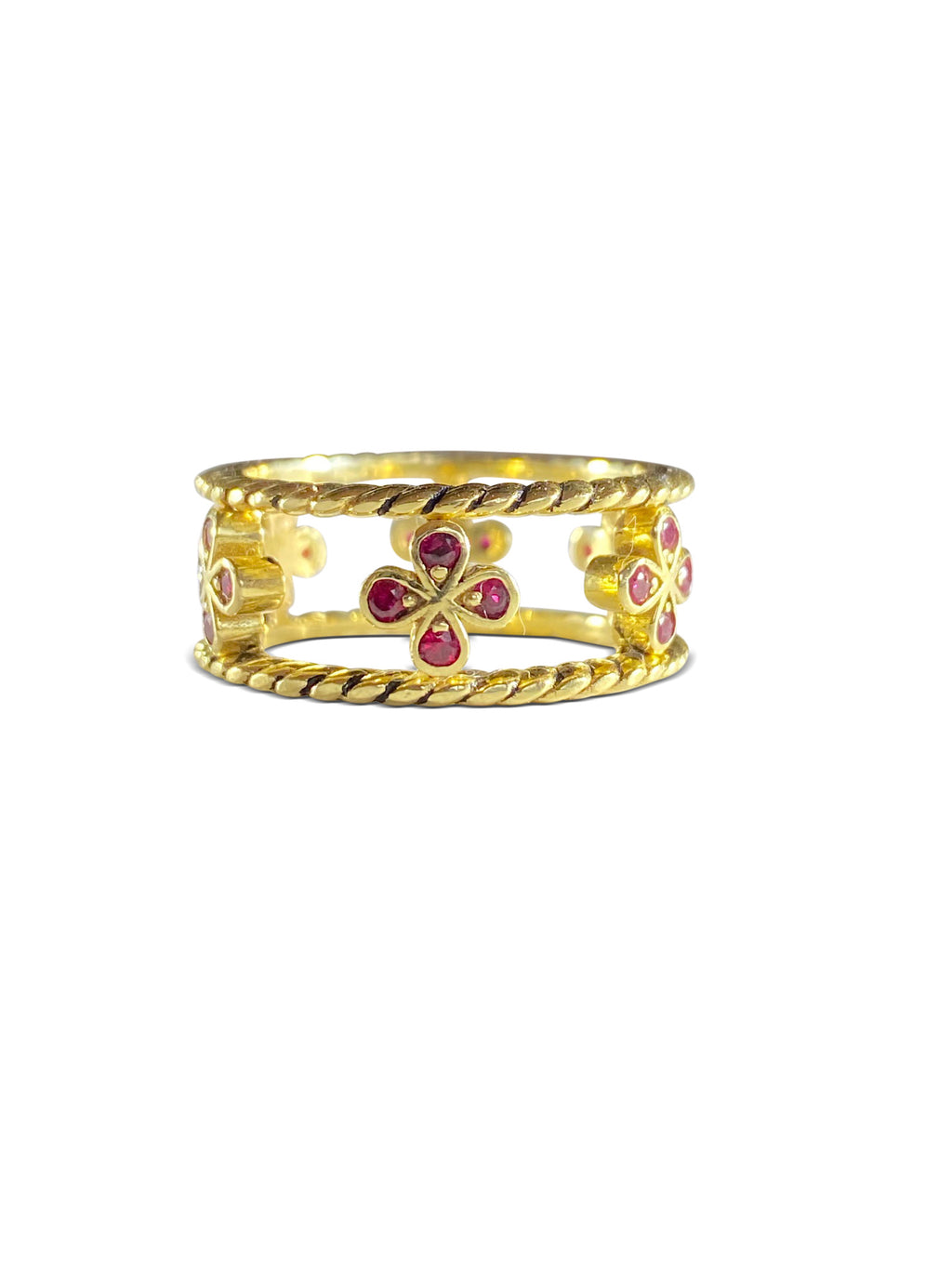 Ruby Ring - IN STOCK