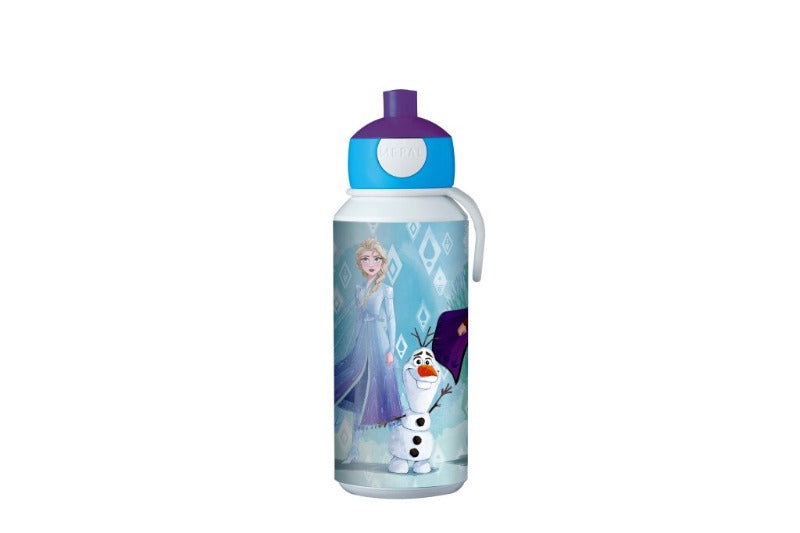 Botella Campus Pop-Up 400ml Frozen