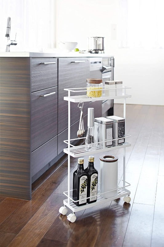 Carro cocina tower blanco
