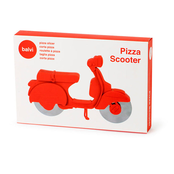 Corta pizzas Scooter ABS