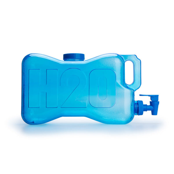 Dispensador agua H2O pet
