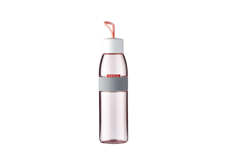 Botella agua ellipse 700ml. nordic rosa