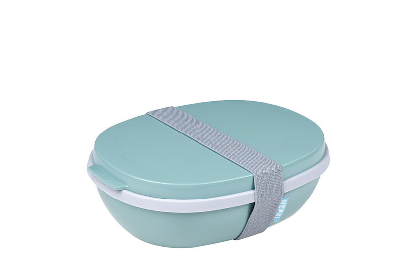 Lunchbox ellipse duo verde nórdico