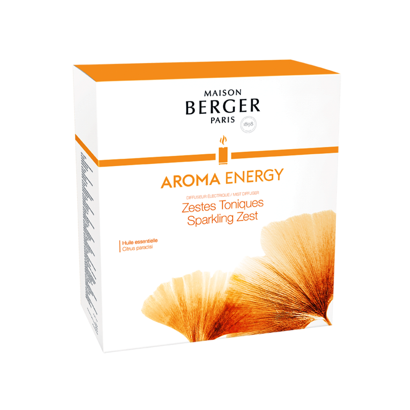 Aroma energy Lampe Berger