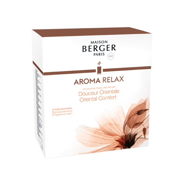 Aroma Relax Lampe Berger