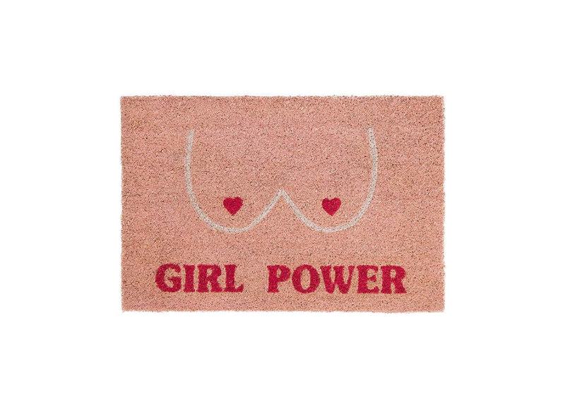 Felpudo girl power 60 x 40