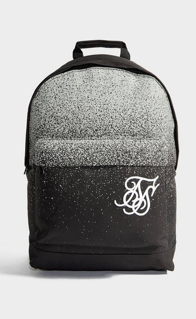 REFLECTIVE SPLATTER POUCH BACKPACK