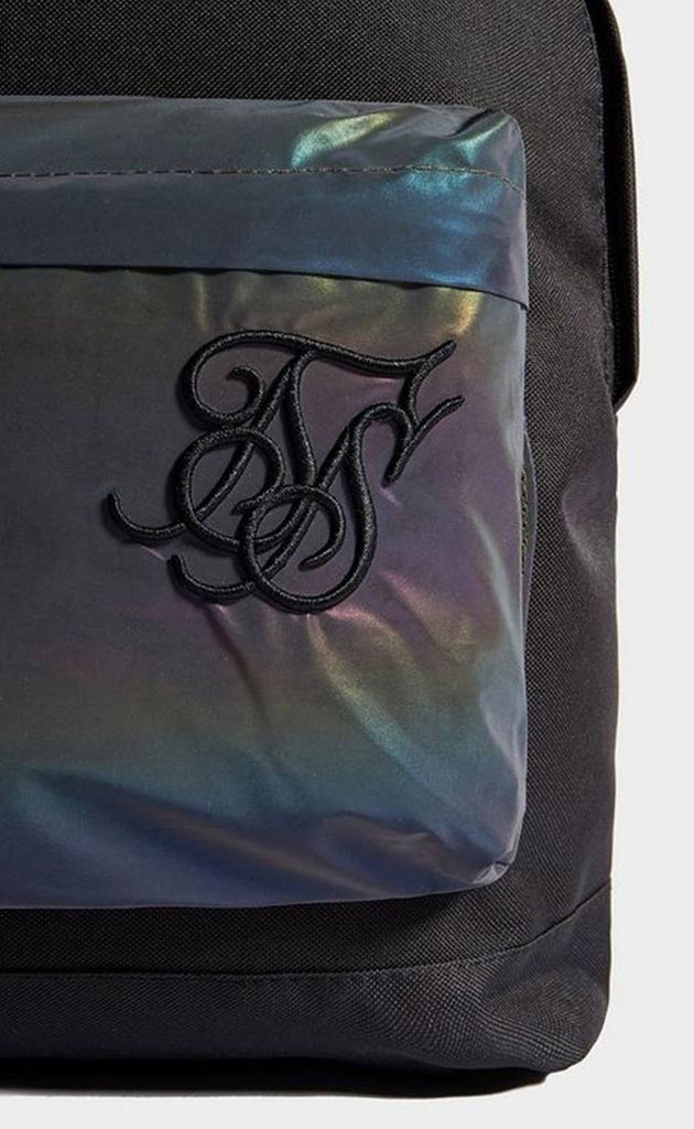 IRIDESCENT POUCH BACKPACK