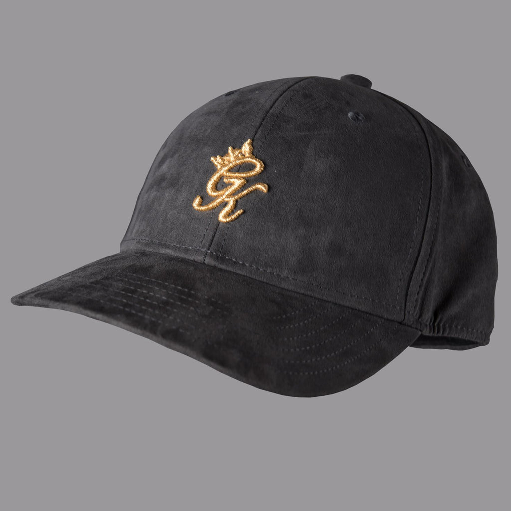 GK FOURCADE CAP - STEEL/GOLD