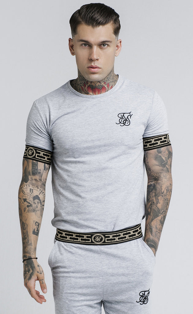 CARTEL LOUNGE TEE - GREY