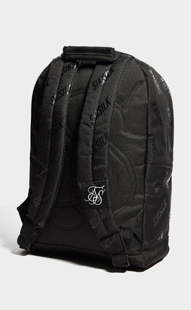 LOGO POUCH BACKPACK