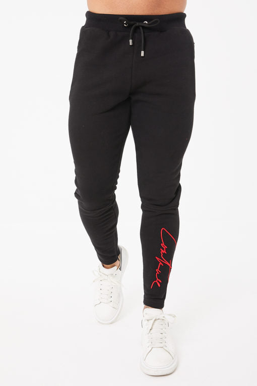 ESSENTIALS PANT - BLACK
