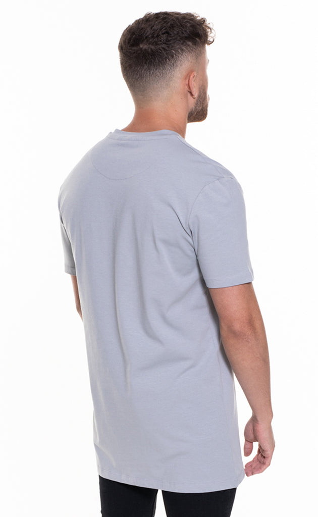 CORE OVERSIZED T-SHIRT - RISE GREY
