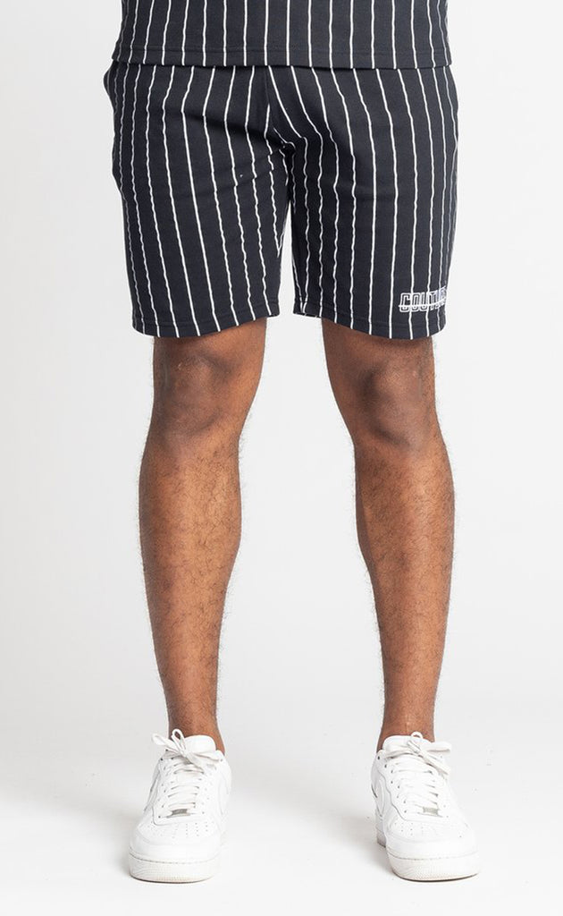 BROUSSE SHORT - NAVY/WHITE