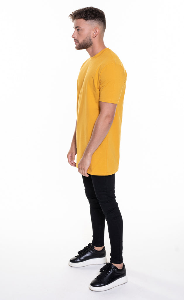 ESSENTIAL OVERSIZED T-SHIRT - MANGO