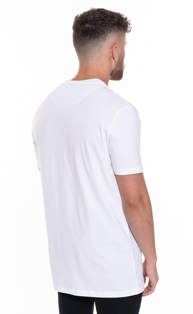 ESSENTIAL OVERSIZED T-SHIRT - WHITE