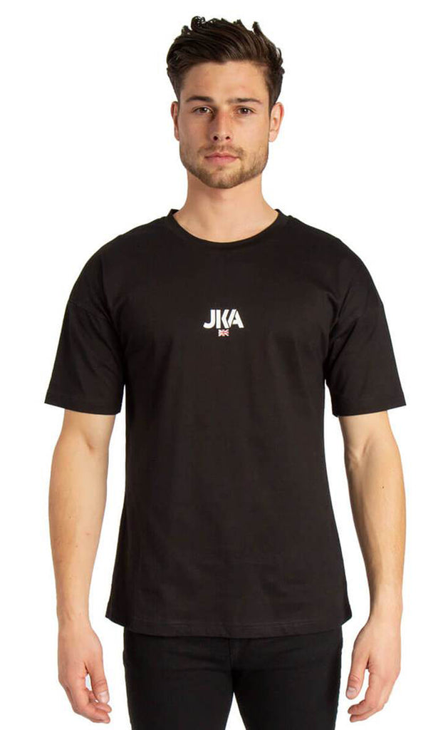 JKA BRITISH T-SHIRT - BLACK