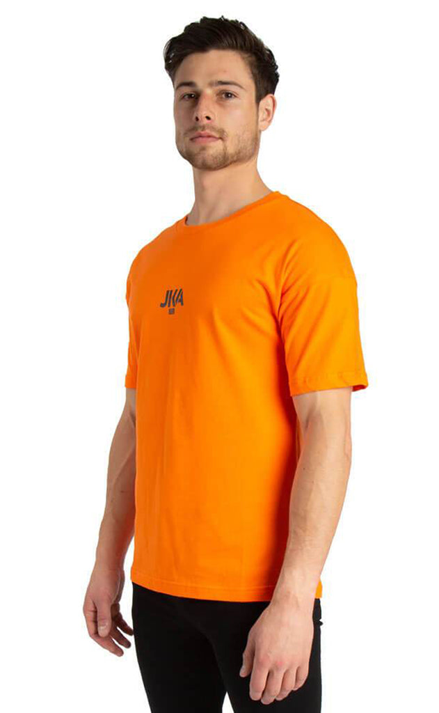 JKA BRITISH T-SHIRT - ORANGE