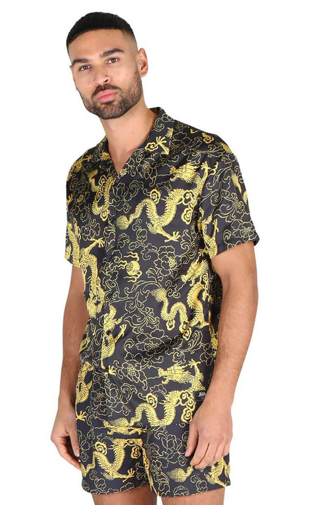 MACHIDA ORIENTAL SHIRT