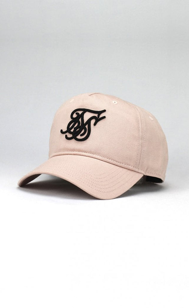 Bent Peak Sports Cap – Light Pink