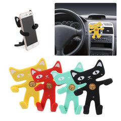 Universal Cat Mobile Phone Holder - Zstore.co
