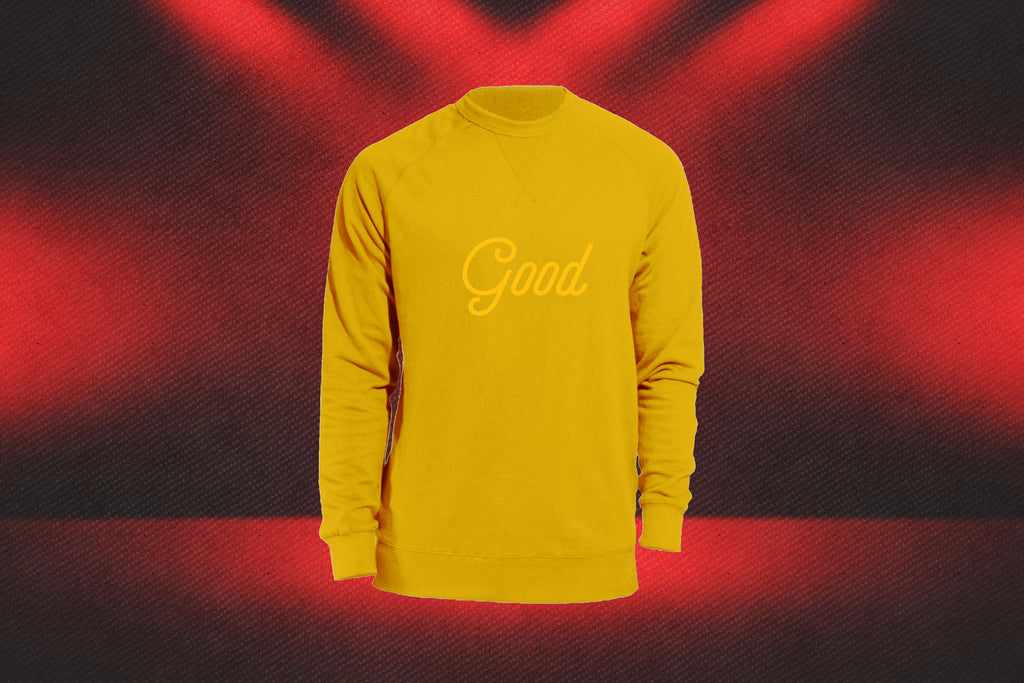 emBOSSED Good Crew - Gold