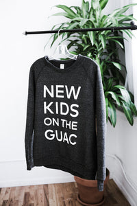 New Kids On The Guac Crew Neck