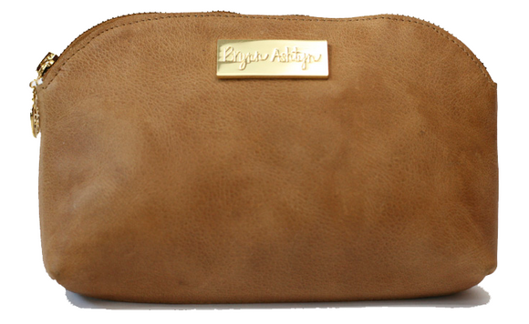 Camel Cosmetic Bag