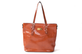 The Hope Collection Tote in Gingerbread