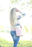 Blush Crossbody