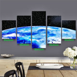 5pc./Set The Awesome Universe Diamond Embroidery