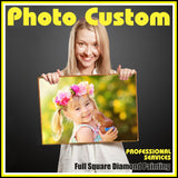 Photo Custom Diamond Painting