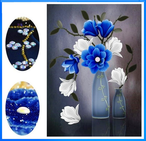 Special Drill Flower Diamond Embroidery
