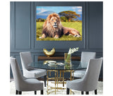 New Lion Diamond Paintings