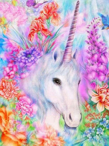 Unicorn Diamond Embroidery