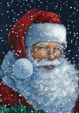 5D DIY Diamond Embroidery Christmas Santa Claus