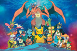 Pokemon 3D Diamond Painting